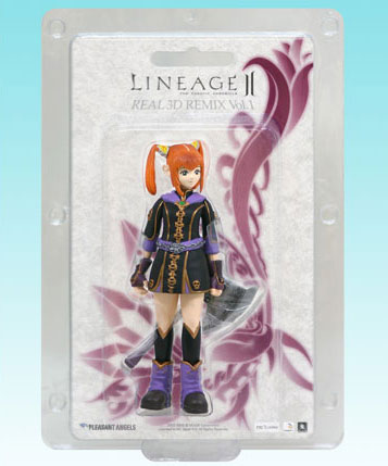 Lineage�U REAL 3D REMIX Vol.1